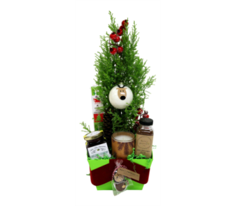 Meri Meri Gift Basket  in Detroit and St. Clair Shores MI, Conner Park Florist