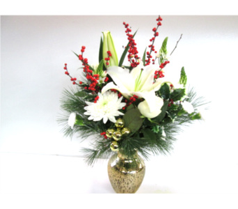 All That Glitters in Worcester MA, Holmes Shusas Florists, Inc