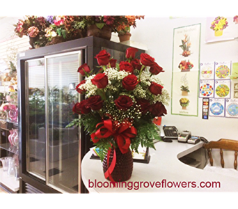 BGF2447 in Buffalo Grove IL, Blooming Grove Flowers & Gifts