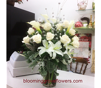 BGF4221 in Buffalo Grove IL, Blooming Grove Flowers & Gifts