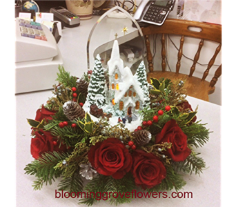 BGF4326 in Buffalo Grove IL, Blooming Grove Flowers & Gifts