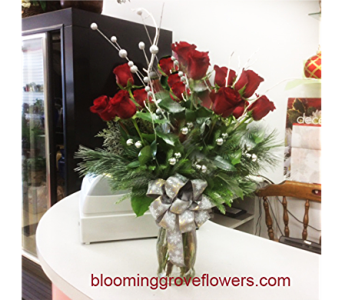 BGF4376 in Buffalo Grove IL, Blooming Grove Flowers & Gifts