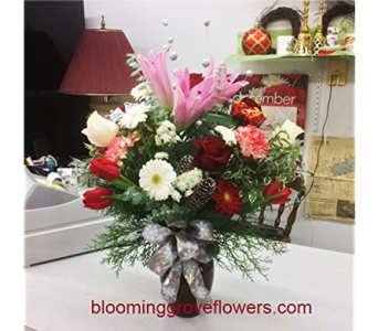 BGF4454 in Buffalo Grove IL, Blooming Grove Flowers & Gifts