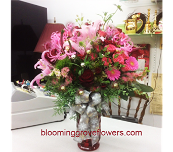 BGF4480 in Buffalo Grove IL, Blooming Grove Flowers & Gifts
