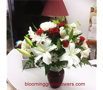 BGF4602 in Buffalo Grove IL, Blooming Grove Flowers & Gifts