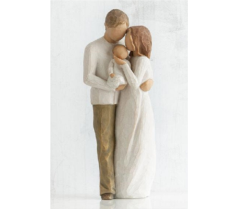 Willow Tree Figurine - Our Gift  in Timmins ON, Timmins Flower Shop Inc.