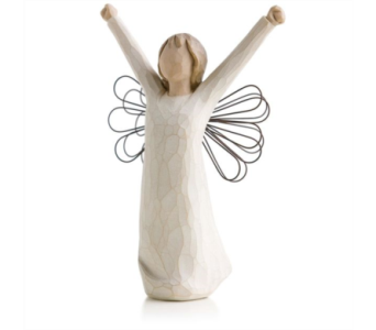 Willow Tree Figurine - Courage in Timmins ON, Timmins Flower Shop Inc.