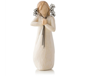 Willow Tree Figurine - Friendship in Timmins ON, Timmins Flower Shop Inc.