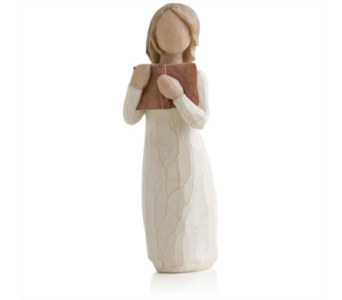 Willow Tree Figurine - Love of Learning in Timmins ON, Timmins Flower Shop Inc.