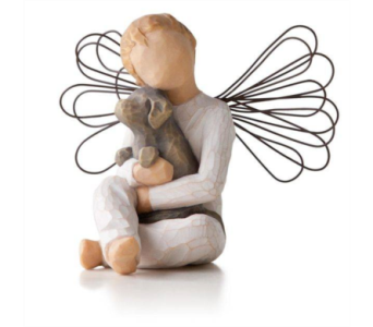 Willow Tree Figurine -Angel of Comfort in Timmins ON, Timmins Flower Shop Inc.