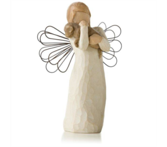 Willow Tree Figurine - Angel of Friendship in Timmins ON, Timmins Flower Shop Inc.
