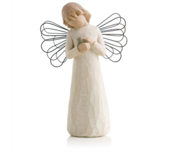 Willow Tree Figurine - Angel of Healing in Timmins ON, Timmins Flower Shop Inc.