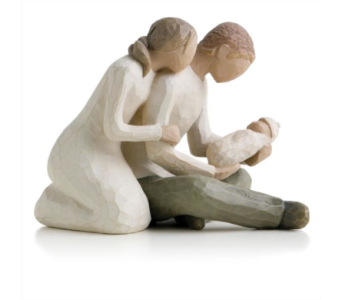 Willow Tree Figurine -New Life in Timmins ON, Timmins Flower Shop Inc.