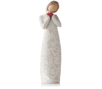 Willow Tree Figurine - Je t'aime(I Love You) in Timmins ON, Timmins Flower Shop Inc.