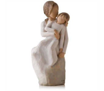 Willow Tree Figurine - Mother & Daughter in Timmins ON, Timmins Flower Shop Inc.