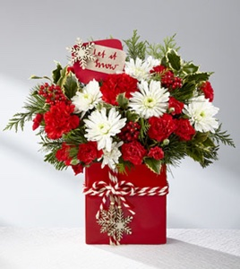 The Holiday Cheer� Bouquet in Sapulpa OK, Neal & Jean's Flowers & Gifts, Inc.