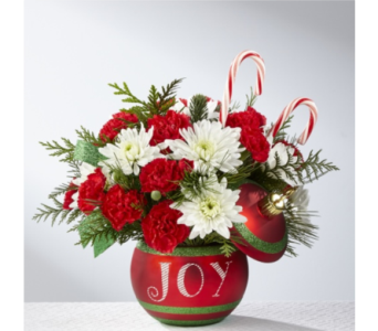 Seasons Greetings Ornament in Freehold NJ, Especially For You Florist & Gift Shop