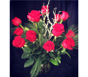 Christmas Roses in Needham MA, Needham Florist