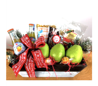 Holiday Sweet & Salty in Baltimore MD, Raimondi's Flowers & Fruit Baskets