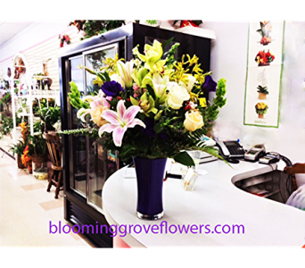 BGF1518 in Buffalo Grove IL, Blooming Grove Flowers & Gifts