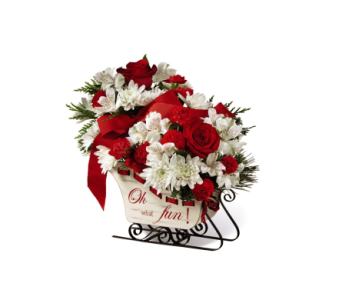 FTD� Holiday Traditions� in Palm Springs CA, Palm Springs Florist, Inc.