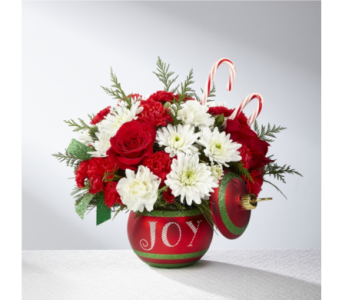 The FTD� Season's Greetings� Bouquet  in Chapel Hill NC, Floral Expressions and Gifts