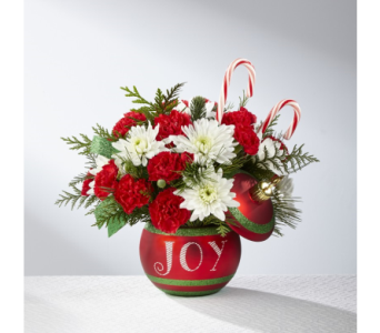 Season's Greetings Bouquet in Camp Hill and Harrisburg PA, Pealers Flowers