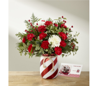 FTD Holiday Wishes Bouquet in Noblesville IN, Adrienes Flowers & Gifts