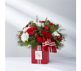 FTD Jesus is the Gift Bouquet in Noblesville IN, Adrienes Flowers & Gifts