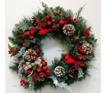 Holiday Wreaths in Hagerstown MD, Ben's Flower Shop