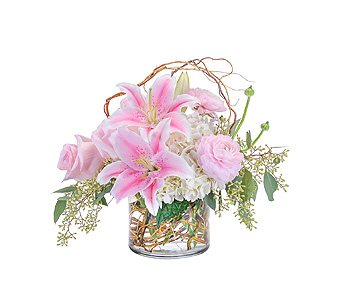 Delicate Beauty in Huntington IN, Town & Country Flowers & Gifts