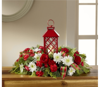 The FTD� Celebrate the Season� Centerpiece in Norfolk VA, The Sunflower Florist