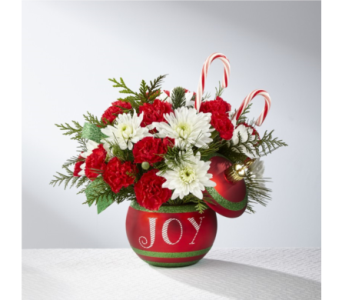 The FTD� Season's Greetings� Bouquet in Norfolk VA, The Sunflower Florist
