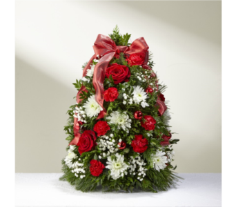 The FTD� Make it Merry� Tree in Norfolk VA, The Sunflower Florist