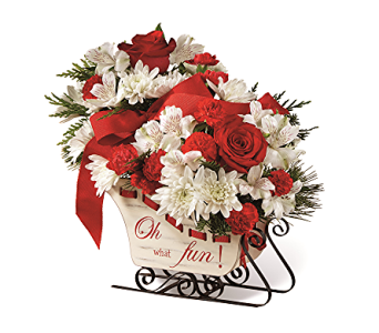 Holiday Traditions Bouquet in Fairless Hills PA, Flowers By Jennie-Lynne