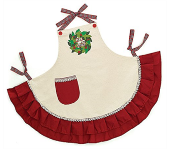 Christmas Apron in Eugene OR, Dandelions Flowers