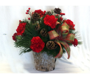 Rustic Birch Bouquet in Hollidaysburg PA, Warner's Florist Gifts & Greenhouse
