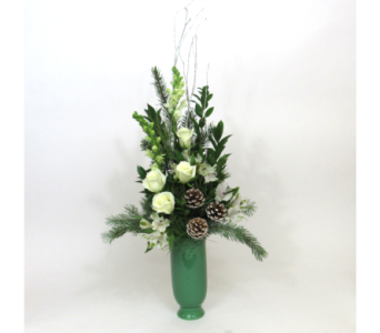 Winter Elegance in Royersford PA, Three Peas In A Pod Florist