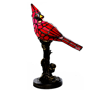 Memory Lamp - The Cardinal in Fort Worth TX, TCU Florist