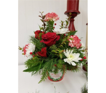 Holly Jolly Christmas in Alexandria MN, Anderson Florist & Greenhouse