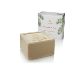 Frasier Fir by Thymes Bar Soap in Little Rock AR, Tipton & Hurst, Inc.