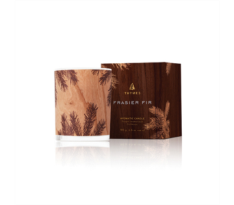 Frasier Fir by Thymes Nothwoods Candle in Little Rock AR, Tipton & Hurst, Inc.