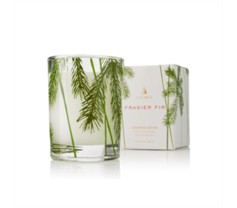 Frasier Fir by Thymes Votive Candle in Little Rock AR, Tipton & Hurst, Inc.