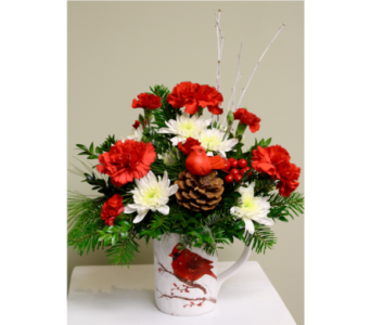 Winter Wishes in Williamsburg VA, Morrison's Flowers & Gifts