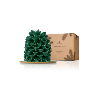 Frasier Fir by Thymes Northwoods Pinecone Candle in Little Rock AR, Tipton & Hurst, Inc.