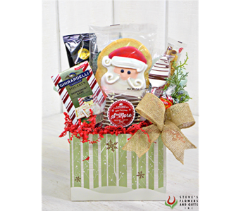 Santa's Goodies Gourmet in Indianapolis IN, Steve's Flowers and Gifts