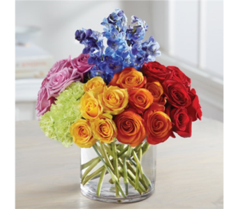 Vibrant Floral Medley in Pittsburgh PA, Eiseltown Flowers & Gifts