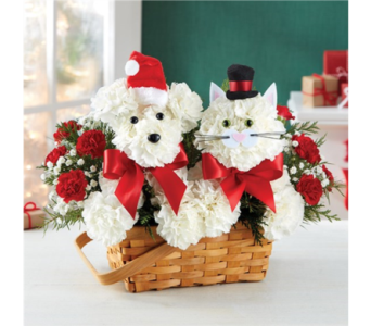 Playful Paws For Holiday in Pittsburgh PA, Eiseltown Flowers & Gifts