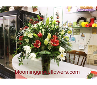 GFG1816 in Buffalo Grove IL, Blooming Grove Flowers & Gifts