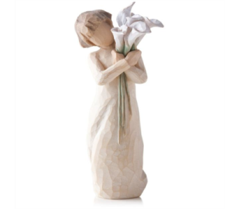 Willow Tree Figurine - Beautiful Wishes in Timmins ON, Timmins Flower Shop Inc.